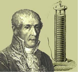 Alessandro Volta e a sua Pilha
