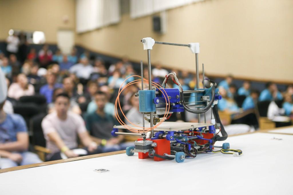 RepRap Wallace Robotizando